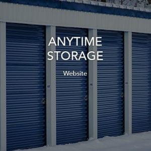 Anytime Storage Marketing
