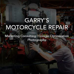 Garry's Motorcycle Marketing