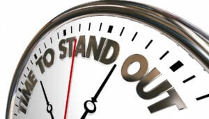 black clock – Time to stand out